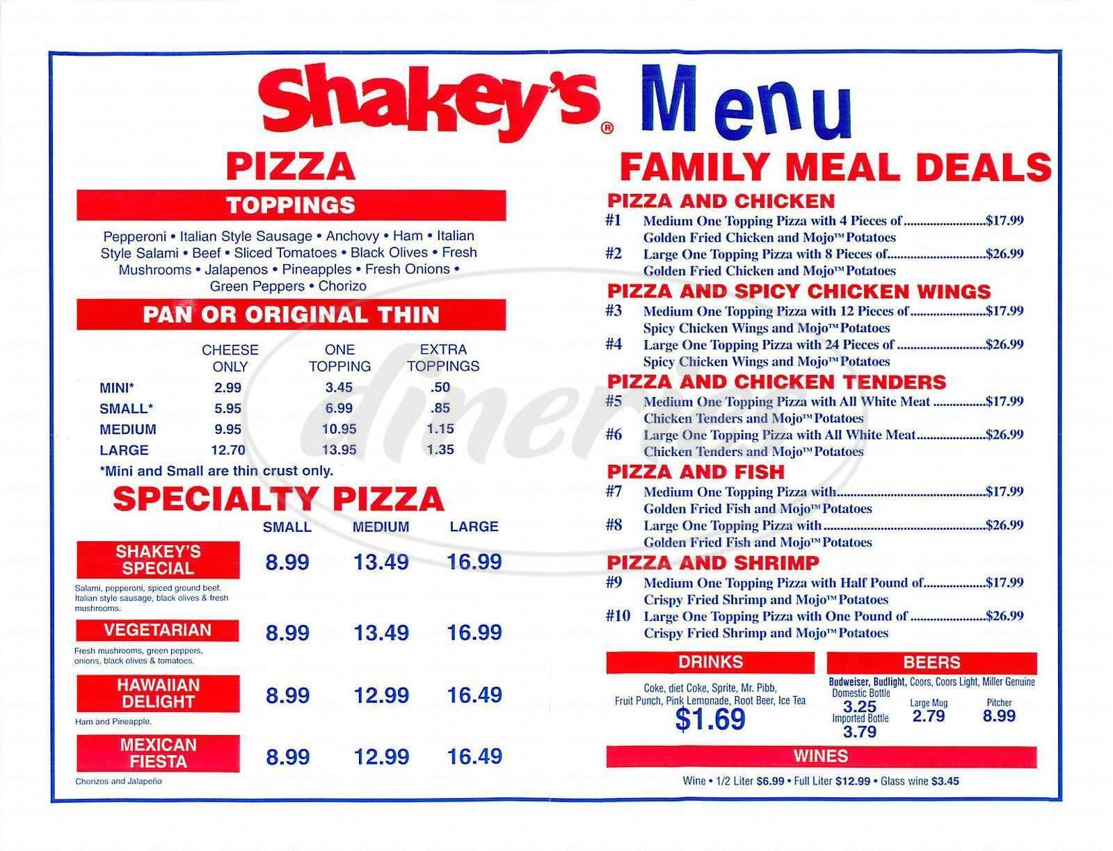 dexters pizza flavors and prices Pizza hut just launched its $5 flavor menu, which includes pizzas, wings, and soft drinks.