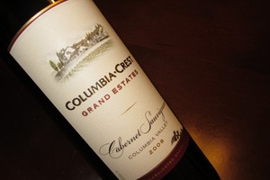 Columbia Crest Grand Estate Cabernet Sauvignon 2008