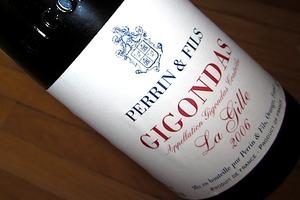 Perrin et Fils Gigondas La Gille 2007