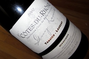 Tardieu Laurent Guy Louis Cotes-du-Rhone 2007