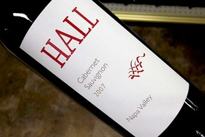 Hall Napa Valley Cabernet Sauvignon 2008