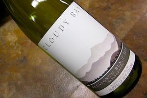 Cloudy Bay Sauvignon Blanc 2010