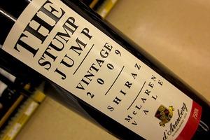 d'Arenberg Stump Jump Shiraz 2009