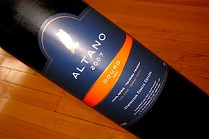 Warre's Altano Douro Red 2007
