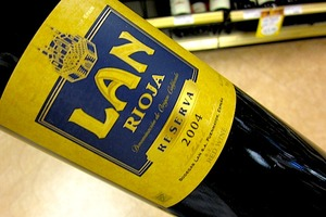 Bodegas Lan Rioja Reserva 2004