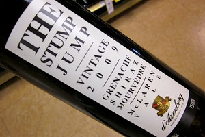 D'Arenberg The Stump Jump Grenache/Shiraz/Mourvedre 2009