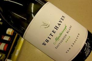 Whitehaven Sauvignon Blanc 2010