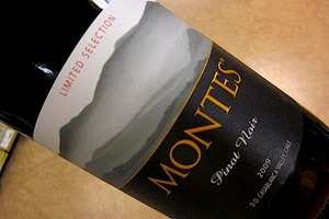 Montes Limited Selection Pinot Noir 2009