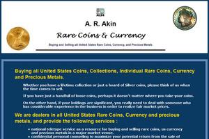 AR Akin Rare Coins