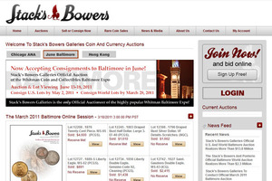 Bowers & Merena Galleries and Auctions