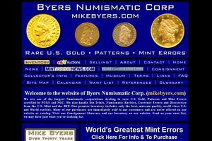 Byers Numismatic Corp.