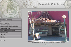 Escondido Coin Shop