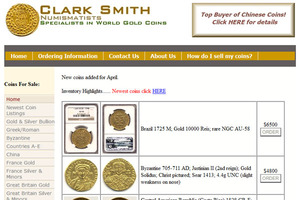 Gold Hill Coin