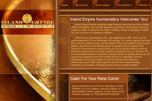Inland Empire Numismatics, Inc.