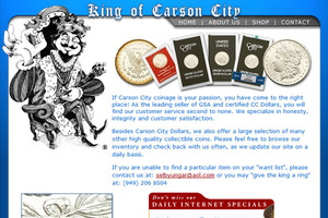 King of Carson City West