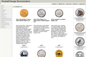 Pocket Change Numismatics