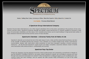 Spectrum Currency
