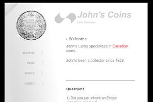 John's Coins