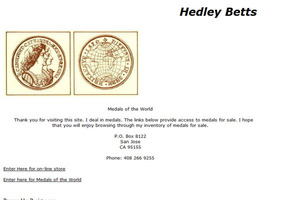 Hedley Betts