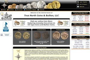 True North Coins & Bullion, LLC