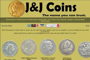 J & J Coins