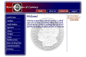 Ron's Rare Coin & Currency. LLC