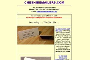 Cheshiremailers.com