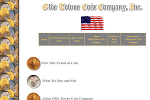 Olde Towne Coin Company, Inc.