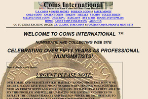 Coins International
