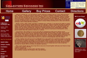 Collectors Exchange Inc.