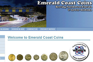 Emerald Coast Coins