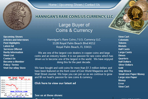 Hannigan's Rare Coins/US Currency LLC