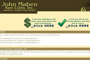 John Maben Rare Coins, Inc.
