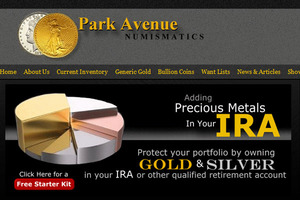 Park Avenue Numismatics