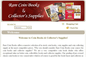 Rare Coin Books