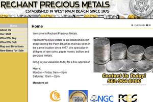 Rechant Coins & Precious Metals