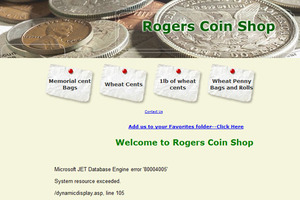 Roger's Coins