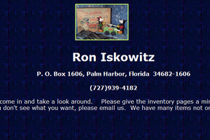 Ron lskowitz Rare Coin, Inc.