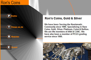 Ron's Coins