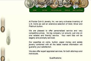 Florida Coin & Jewelry, Inc.