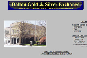 Dalton Gold & Silver Exchange, Inc.