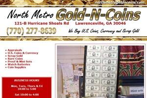 Metro Gold-N-Coin