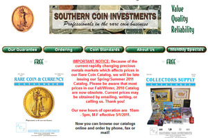 Southern Coin Investments, Inc.