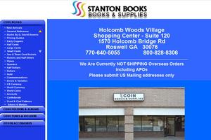 Stanton Books & Stone Mt. Supplies