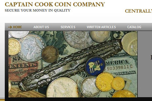 Captain Cook Coin Co.