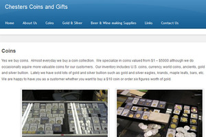 Chesters Coins & Gifts