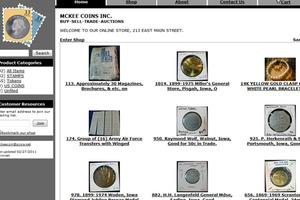 McKee Coins
