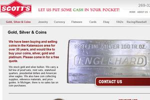 Scotts Coins