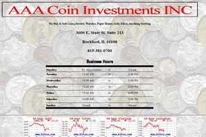 A A A Coin Investments, Inc.