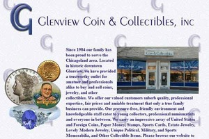 Glenview Coin & Collectibles, Inc.
